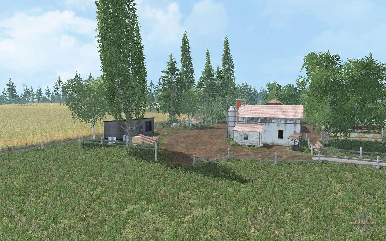 Klettenberg V1.1.2 Pour Farming Simulator 2015