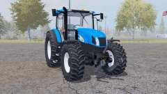 New Holland T6030 front loader pour Farming Simulator 2013