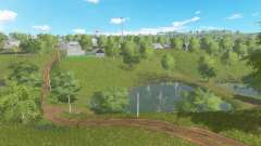 Le village de Berry v1.4.3 pour Farming Simulator 2017