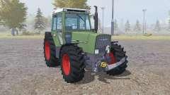 Fendt Farmer 309 LSA Turbomatik animation parts für Farming Simulator 2013