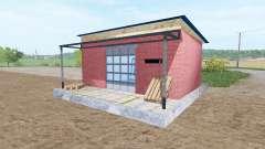Le stockage de palettes pour Farming Simulator 2017