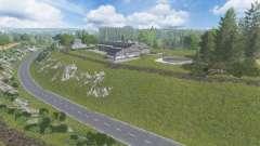La Ferme Des Hauts Butes pour Farming Simulator 2017