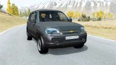 Chevrolet Niva für BeamNG Drive