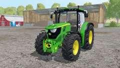 John Deere 6170R Frontlader für Farming Simulator 2015