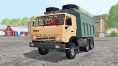 KamAZ 65115 animation Teile für Farming Simulator 2015