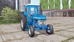 Ford 7610 loader mounting für Farming Simulator 2017