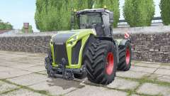 CLAAS Xerion 4500 Trac VC add weight pour Farming Simulator 2017