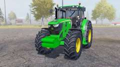 John Deere 6210R weight für Farming Simulator 2013