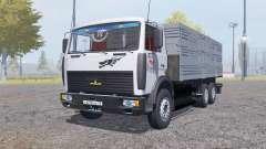 MAZ 6303А5-320 v2.0 pour Farming Simulator 2013
