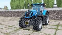New Holland T7.290 Michelin XeoBib für Farming Simulator 2017