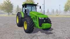 John Deere 8360R add weights für Farming Simulator 2013