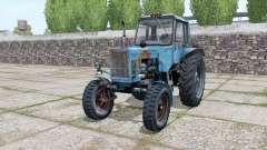 MTZ-80 Belarus mit animation Teile für Farming Simulator 2017
