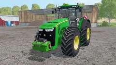 John Deere 8370R und interaktive Steuerung für Farming Simulator 2015