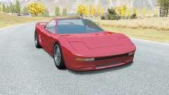 Ibishu SP-95 für BeamNG Drive