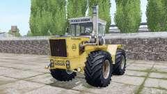 Raba-Steiger 250 double wheels für Farming Simulator 2017
