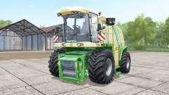 Krone BiG X 1100 SGDW für Farming Simulator 2017
