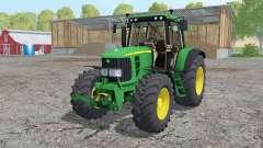 John Deere 6620 für Farming Simulator 2015