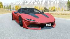 Ferrari J50 2016 für BeamNG Drive