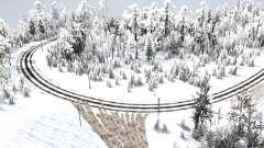 The road to the North 2 v1.1 für MudRunner