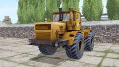 Kirovets K-701 mit den Optionen für Farming Simulator 2017