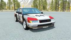 Ibishu Pessima Quattro Racing skin für BeamNG Drive