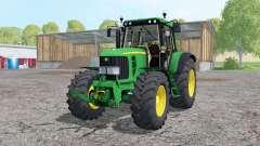 John Deere 6620 Premium 2001 für Farming Simulator 2015