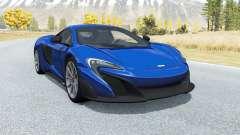 McLaren 675LT 2015 pour BeamNG Drive