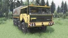 Tatra T813 TP 8x8 1967 v1.4 pour Spin Tires