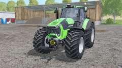 Deutz-Fahr Agrotron 9340 TTV pour Farming Simulator 2015