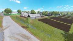 Le village de Berry v1.4.2 pour Farming Simulator 2017