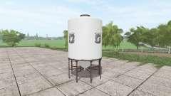 Réservoirs de gaz pour Farming Simulator 2017