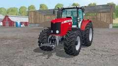Massey Ferguson 6499 2008 für Farming Simulator 2015