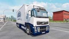 Volvo FH16 2012 Tandem