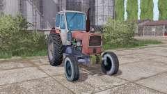 UMZ 6L gris rouge pour Farming Simulator 2017