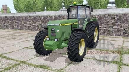 John Deere 4655 für Farming Simulator 2017