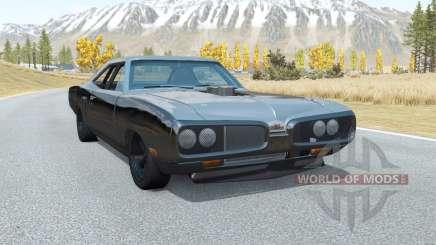 Dodge Coronet RT (WS23) 1970 v3.2 für BeamNG Drive