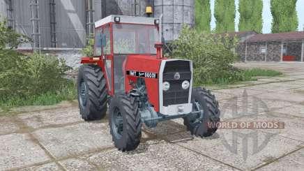 IMT 560-DV DeLuxe interactive control für Farming Simulator 2017