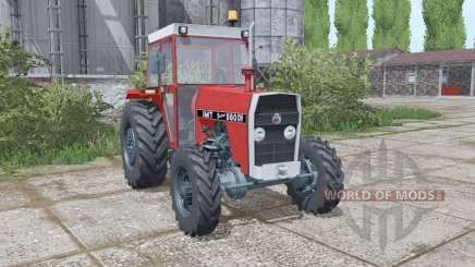 IMT 560-DV DeLuxe interactive control pour Farming Simulator 2017