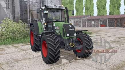 Fendt 820 Vario TMS chargeur de montage pour Farming Simulator 2017