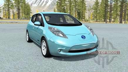 Nissan Leaf 2014 für BeamNG Drive