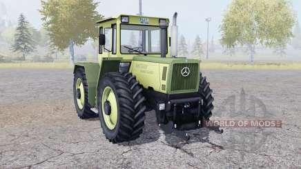 Mercedes-Benz Trac 1600 Turbo 1987 für Farming Simulator 2013