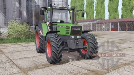 Fendt Favorit 512C Turbomatic pack für Farming Simulator 2017