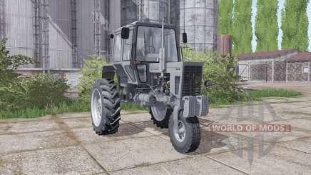 MTZ-80ER-Jahre-Mehrfarbig für Farming Simulator 2017