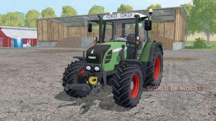 Fendt 312 Vario TMS loader mounting pour Farming Simulator 2015
