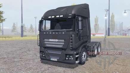 Iveco Stralis 6x4 für Farming Simulator 2013