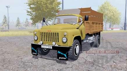 GAS SAZ 3507 für Farming Simulator 2013
