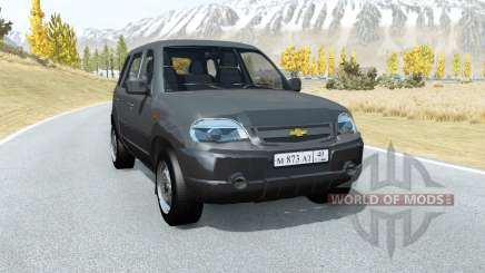 Chevrolet Niva pour BeamNG Drive