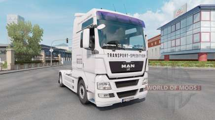 MAN TGX E5 für Euro Truck Simulator 2