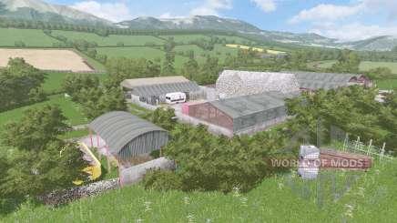 Old Glenort v2.0 für Farming Simulator 2017