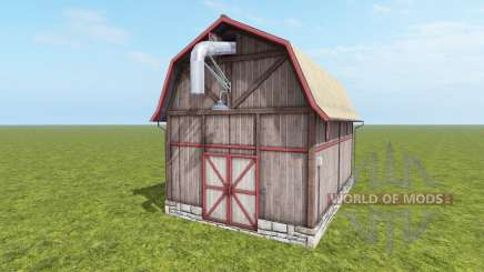 Special Storage Space pour Farming Simulator 2017